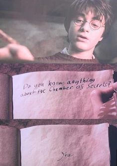 21 Embarrassing Things Every Muggle Secretly Does - Started writing a diary just to see if it would write back.