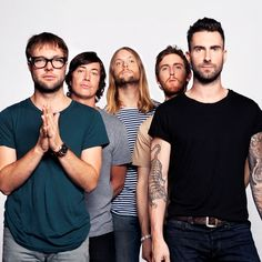 see Maroon 5 on Live On Letterman June 26th