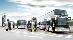 Orioshuttle bus stop - Arrival Zone (Orio al Serio BGY Airport) Platform n. 1 - n. 2