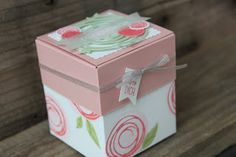 Stempelgarten: Anleitung: Geschenkbox mit Deckel (Giftbag Punchbo...