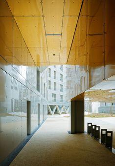HOME | Hamonic+Masson & Associés; Photo: Takuji Shimmura / Milène Servelle | Archinect