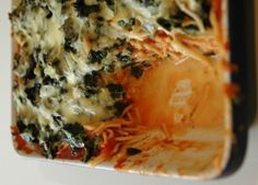 Vegetable Lasagna with a Twist - delicious and nutritious, and not to mention EASY!
