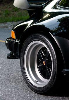 Porsche 930 rear