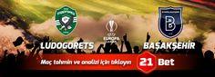 Ludogorets - Başakşehir İddaa Tahmin #maç #iddaa #tahmin