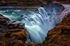 Gullfoss by Yiannis Pavlis on 500px
