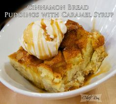 ... | Bread puddings, Easy bread pudding and Pumpkin bread puddings
