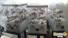 New Listing: https://www.usedvending.com/i/Univend-Bulk-Candy-Vending-Machines-for-Sale-in-Wyoming-/WY-A-777S Univend Bulk Candy Vending Machines for Sale in Wyoming!!!