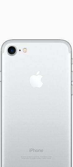 iPhone7 32Go Argent - Apple (FR)