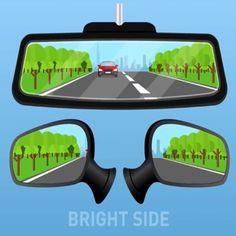 12 trików, które zdradza zawodowy kierowca. Będziesz parkować i jeździć jak mistrz! Driving Academy, In Case Of Emergency, Bright, Good To Know, Mirrored Sunglasses, Jeep, Techno, Cool Photos, Life Hacks