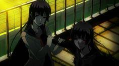 Shadow Yuuko and Yuuko