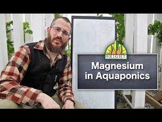 Magnesium in Aquaponics - YouTube