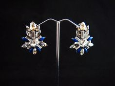Cosmic Diamond earrings