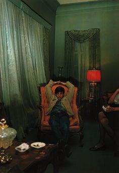 William Eggleston -Sumner, Mississippi, ca 1970