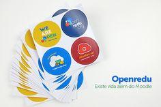 Openredu abriu seu código e está abrindo também todo o seu material de divulgação. Tudo em busca de uma educação diferente, mais integrada com o que a tecnologia nos oferece de melhor. Junte-se a causa!