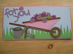 Walk In My Garden Cricut Cartridge Project Idea 6