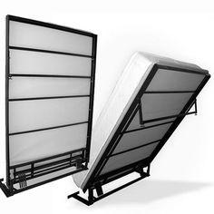 DIY murphy - bed mechanism