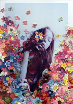 Spellbinding Floral Collages