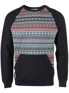 Topman Fair Isle... Yes I like guys' clothes, looking and wearing. So comfy!