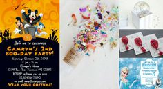 Just when a birthday party is over, kids typically wait for the next one to roll around! Whether it is their own birthday party or that of their friends, it is Birthday Party Celebration, Invitations, Make It Yourself, Blog, Fun, Kids, Young Children, Boys, Blogging