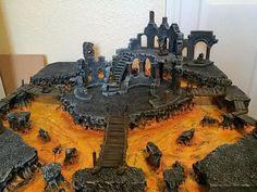 Ideas for lava terrain