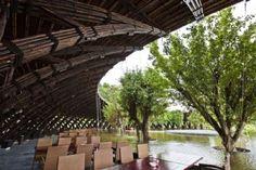 Architectura - De bamboe-vleugel van Vo Trong Nghia *Foto's: Hiroyuki Oki