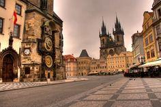 Prague Love my Home City