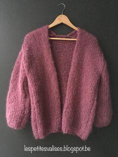 Crochet Poncho Sweater Beautiful New Ideas Crochet Cardigan Pattern, Sweater Knitting Patterns, Lace Knitting, Crochet Vests, Free Knitting Patterns For Women, Angora, Summer Knitting, Cardigans For Women, Ravelry