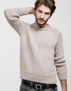 Stevie Sweater - Intermediate knit kit #alliwoolforchristmas