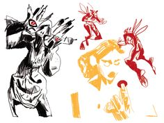 Alessandro Martoz Martorelli Primitive, Cool Art, Concept Art, Illustrations, Comics, Drawings, Inspiration, Illustrators, Conceptual Art