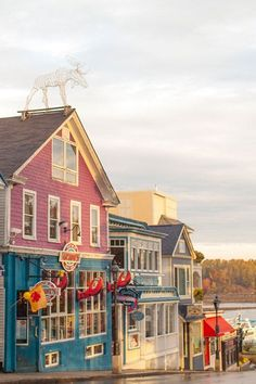 BAR HARBOR, MAINE  This town offers ocean views and artisanal (and adorable) ice-cream shops. Plus, you're a hop, skip and a jump hike away from Acadia National Park.
