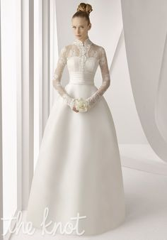 Grace kelly inspired wedding dress wedding ideas for Grace kelly inspired wedding dress
