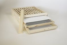 Dno B10 s peľochytom - Vcelie ule Bee House, Bee Farm, Beekeeping, Wood Working, Garden Tools, Plants, Stencils, Wood, Bees