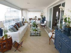 Decoração apartamento Maria Rudge