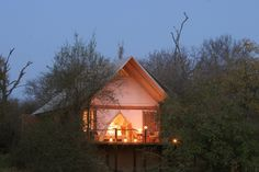 Garonga Safari Camp in South Africa. Must find a way to go here.