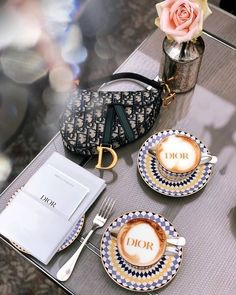Good afternoon☕️ Every morning is a pleasure of good coffee 😍 and sweet treats🍦 Mini Saddle bag in blue Dior Oblique jacquard canvas,… Boujee Aesthetic, Aesthetic Coffee, Coffee Love, Best Coffee, Coffee Pics, Coffee Break, Dior Fashion, Arab Fashion, Muslim Fashion