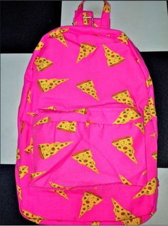 SWEET LORD O'MIGHTY! BARBIE PIZZA BACKPACK