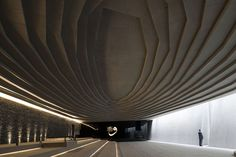 Image 1 of 26 from gallery of Sancaklar Mosque / Emre Arolat Architects. Photograph by Thomas Mayer