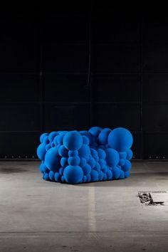 The 'Mutation Series' by Belgium-based designer Maarten De Ceulaer will be presented this year at Milan Design week 2012.
