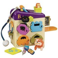 Állatklinika, Pet Vet 2 éves kortól - B.toys