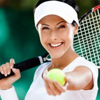 One of the biggest problems that people have when learning how to play tennis is learning how to improve their technique. Tennis Lessons, Tennis Tips, Tennis Techniques, How To Play Tennis, Improve Yourself