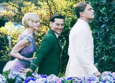 New Great Gatsby movie looks promising. Carey Mulligan, Toby McGuire, and Leonardo DiCaprio