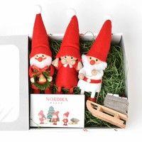 ノルディカニッセ 楽しいクリスマスのニッセセット