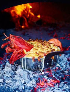 Looks and sounds wonderful, but it is too expensive to buy crayfish/lobster mac and cheese