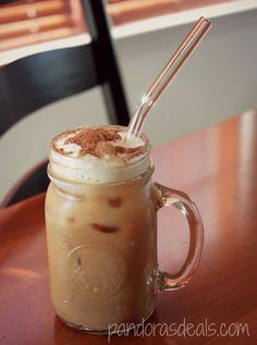 Vanilla Mocha Iced Coffee