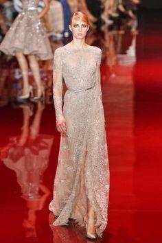 Elie Saab Couture Fall Winter 2013 Paris