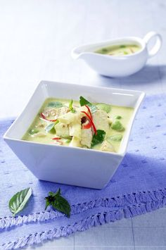 Thai Green Curry (Click to enlarge)