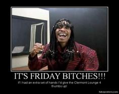 Dave Chapelle makes me laugh as Rick James! Rick James, Chappelle's Show, Hollywood Story, Demotivational Posters, Can't Stop Laughing, Comedians, Make Me Smile, I Laughed, Funny Memes