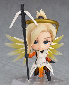 "Crunchyroll - Mercy Joins ""Overwatch"" Nendoroid Figure Lineup"