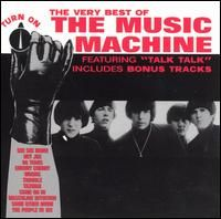 "This album contains all 12 tracks from the Music Machine's 1966 debut album, (Turn On) The Music Machine (Original Sound 5015), including their two chart singles, ""Talk Talk"" and ""The People in Me,"" plus both sides of both of their third and fourth singles, ""Double Yellow Line""/""Absolutely Positive"" and ""I've Loved You""/""The Eagle Never Hunts the Fly."" This is the group's entire output for Original Sound Records; they switched to Warner Bros. in 1967 and changed their personnel and their…"