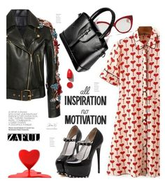 """""""Zaful.com: All inspiration, no motivation"""" by hamaly ❤ liked on Polyvore featuring Miu Miu, Elie Saab, NARS Cosmetics, shoes, ootd, dresses, bags and zaful"""